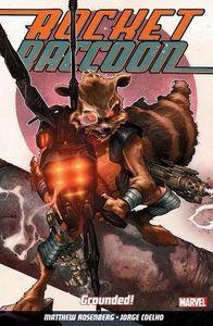 [Rocket Raccoon: Volume 1: Grounded (Product Image)]