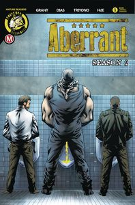 [Aberrant: Season 2 #1 (Cover B Leon Dias) (Product Image)]