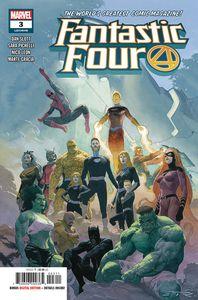 [Fantastic Four #3 (Product Image)]