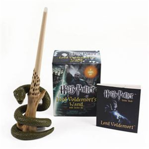 [Harry Potter: Sticker Kit: Voldemort's Wand (Product Image)]