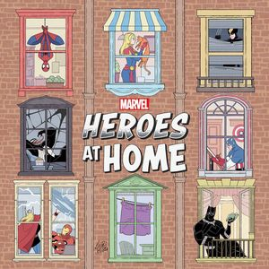 [Heroes At Home #1 (Product Image)]