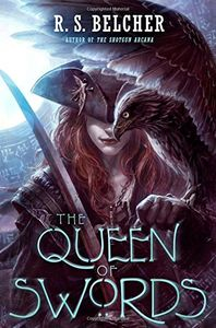[Golgotha: Book 3: Queen Of Swords (Hardcover) (Product Image)]