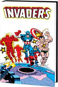 [Invaders: Omnibus (Robbins Cover Hardcover) (Product Image)]