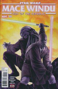 [Star Wars: Jedi Republic: Mace Windu #2 (Product Image)]