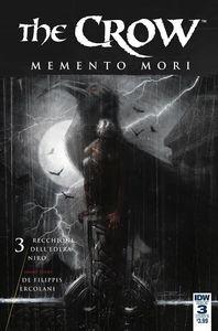 [The Crow: Memento Mori #3 (Cover B Furno) (Product Image)]