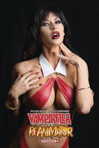 [Vampirella Vs Reanimator #4 (Cover D Cosplay) (Product Image)]