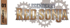 [Legenderry: Red Sonja #1 (Blank Authentix) (Product Image)]
