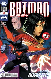[Batman Beyond #50 (Product Image)]