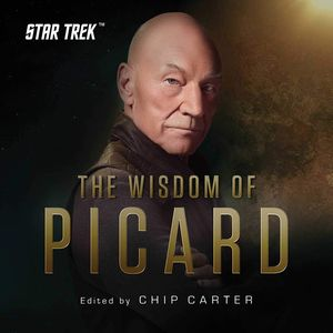 [Star Trek: The Wisdom Of Picard (Hardcover Edition) (Product Image)]