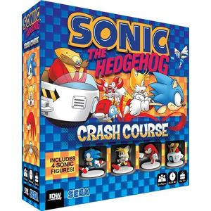 [Sonic The Hedgehog: Crash Course (Limited Edition) (Product Image)]