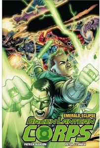 [Green Lantern: Emerald Eclipse (Hardcover - Titan Editon) (Product Image)]