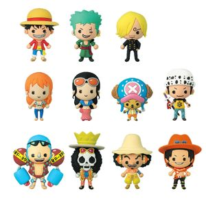 [One Piece: 3D Figural Keychains: Series 1 (Product Image)]