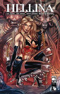 [Hellina: Ravening #1 (Mistress) (Product Image)]