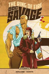 [Doc Savage: Ring Of Fire (Product Image)]
