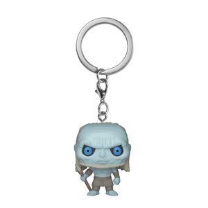 [Game Of Thrones: Pocket Pop! Vinyl Keychain: White Walker (Product Image)]