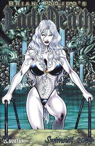 [Lady Death: Swimsuit 2005 (Platinum Foil Variant) (Product Image)]