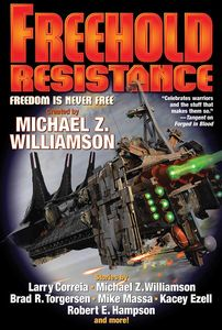 [Freehold: Book 10: Resistance (Product Image)]