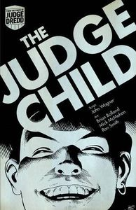 [2000AD: Judge Dredd: Judge Child Saga (Product Image)]
