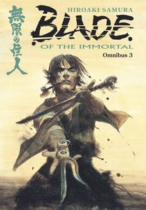 [Blade Of The Immortal: Omnibus: Volume 3 (Product Image)]