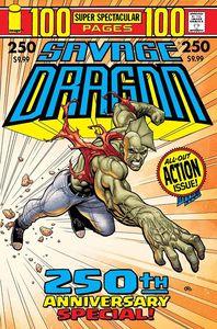 [Savage Dragon #250 (Cover B Cho) (Product Image)]