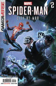 [Spider-Man: City At War #2 (Product Image)]