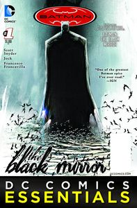 [Batman: Essentials: The Black Mirror #1 (Special Edition) (Product Image)]