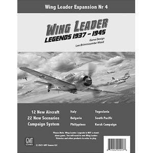 [Wing Leader: Legends 1937-1945 (Expansion 4) (Product Image)]