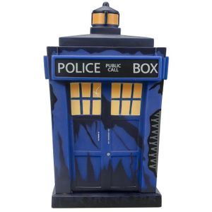 [Doctor Who: TITANS: Trenzalore TARDIS (8 Inch Version) (Product Image)]