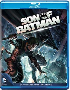 [Son Of Batman (Blu-Ray) (Product Image)]
