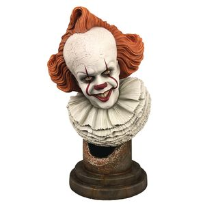 [IT: Chapter 2: Legends In 3D Bust: Pennywise (Product Image)]