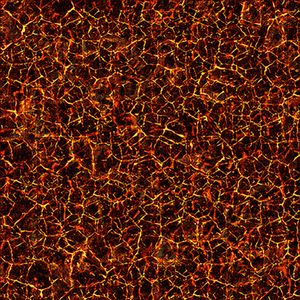 [Warlock Tiles: Game Mat: Caverns: Magma Chamber (Product Image)]