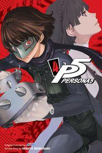 [Persona 5: Volume 4 (Product Image)]