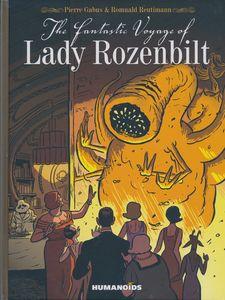 [Fantastic Voyage Of Lady Rozenbilt (Hardcover) (Product Image)]