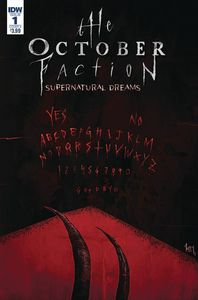 [October Faction: Supernatural Dreams #1 (Cover A Worm) (Product Image)]