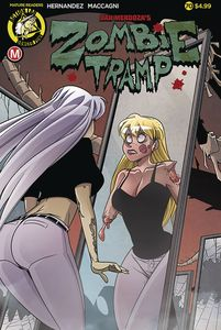 [Zombie Tramp: Ongoing #70 (Cover A Maccagni) (Product Image)]