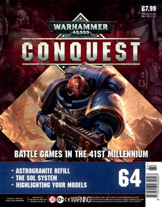 [Warhammer 40K: Conquest: Figurine Collection #64 (Product Image)]