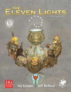 [The Eleven Lights (Hardcover) (Product Image)]