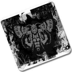 [Life Is Strange: Coaster: Deaths Head Moth (Product Image)]