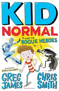 [Kid Normal & The Rogue Heroes (Product Image)]