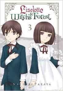 [Liselotte & Witch's Forest: Volume 3 (Product Image)]