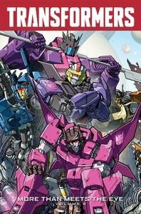 [Transformers: More Than Meets The Eye: Volume 9 (Product Image)]