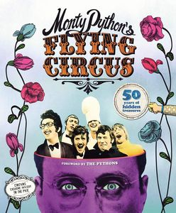 [Monty Python's Flying Circus: Hidden Treasures (Hardcover) (Product Image)]
