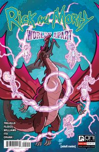 [Rick & Morty: Worlds Apart #2 (Cover A Fleecs) (Product Image)]