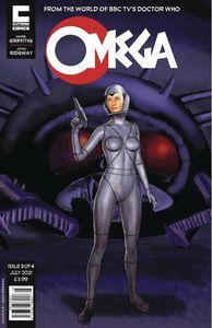 [Omega #3 (Cover B Ridgway) (Product Image)]