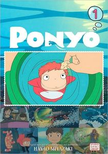 [Ponyo On The Cliff By The Sea: Volume 1 (Product Image)]