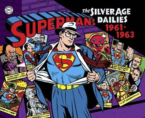 [Superman: Silver Age Newspaper Dailies: Volume 2: 1961-1963 (Hardcover) (Product Image)]