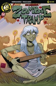 [Zombie Tramp: Ongoing #79 (Cover A Maccagni) (Product Image)]