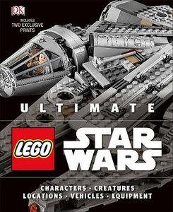 [Ultimate LEGO Star Wars (Hardcover) (Product Image)]