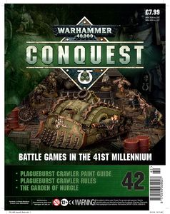 [Warhammer 40K: Conquest: Figurine Collection #42 (Product Image)]