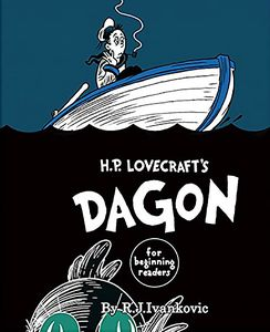 [H.P. Lovecraft's Dagon (Hardcover) (Product Image)]